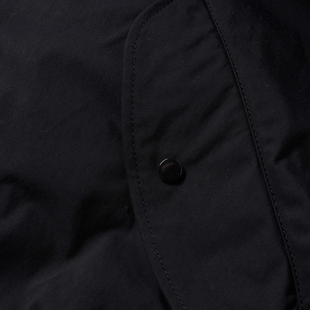 C P Company Cotton Flight Bomber Jacket in Black for Men