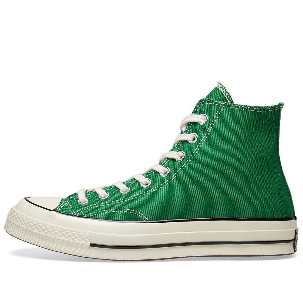 36f7872d8b7c04 Converse Chuck Taylor 1970s Hi in Green for Men - Save 20% - Lyst
