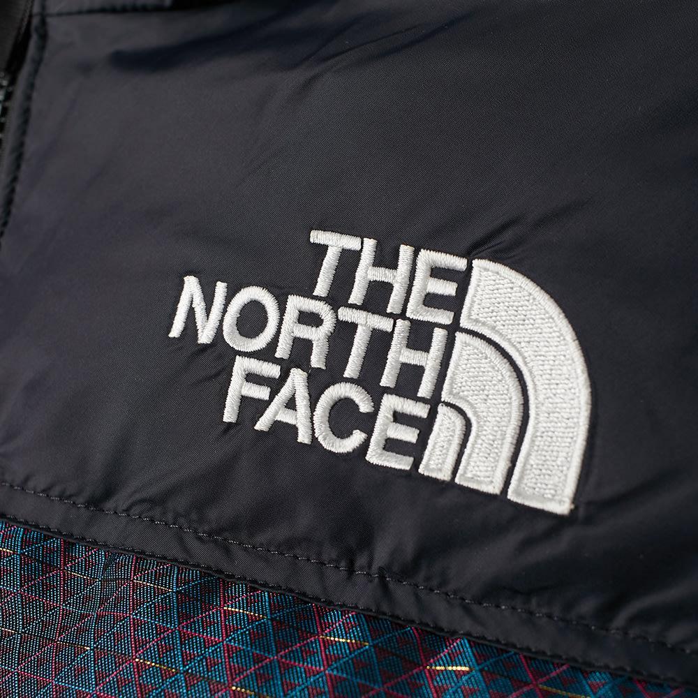 199ee4e3e The North Face Purple 1996 Engineered Jacquard Nuptse Jacket for men