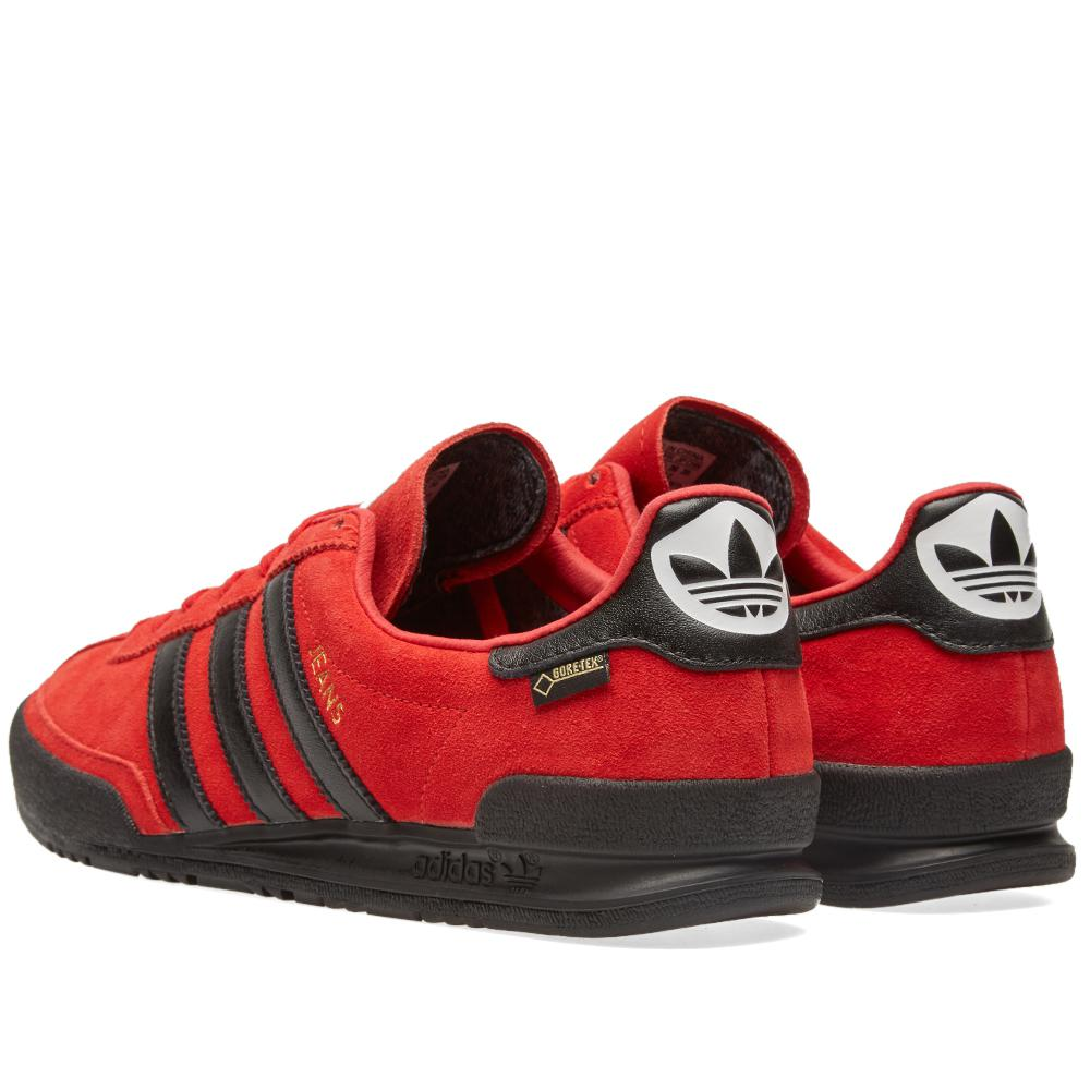 adidas Originals Denim Jeans Gtx in Red