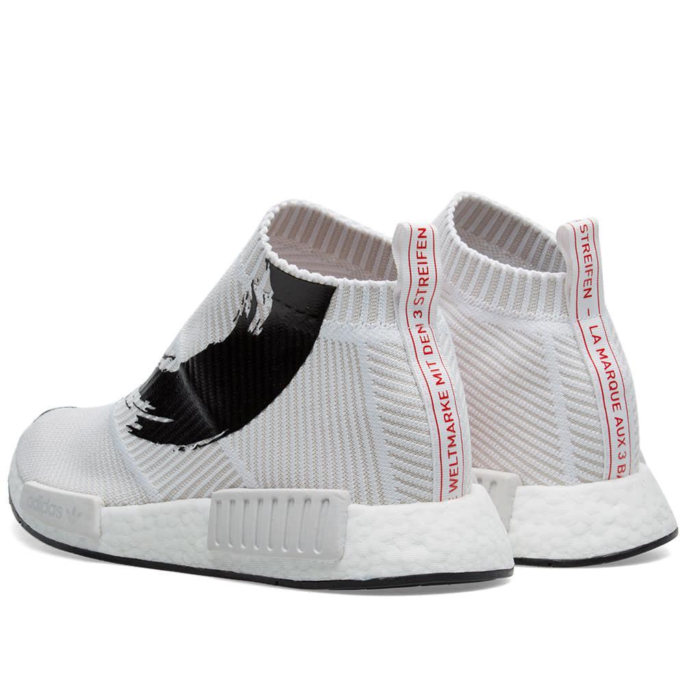 Adidas White Energy Nmd_cs1 Pk for men