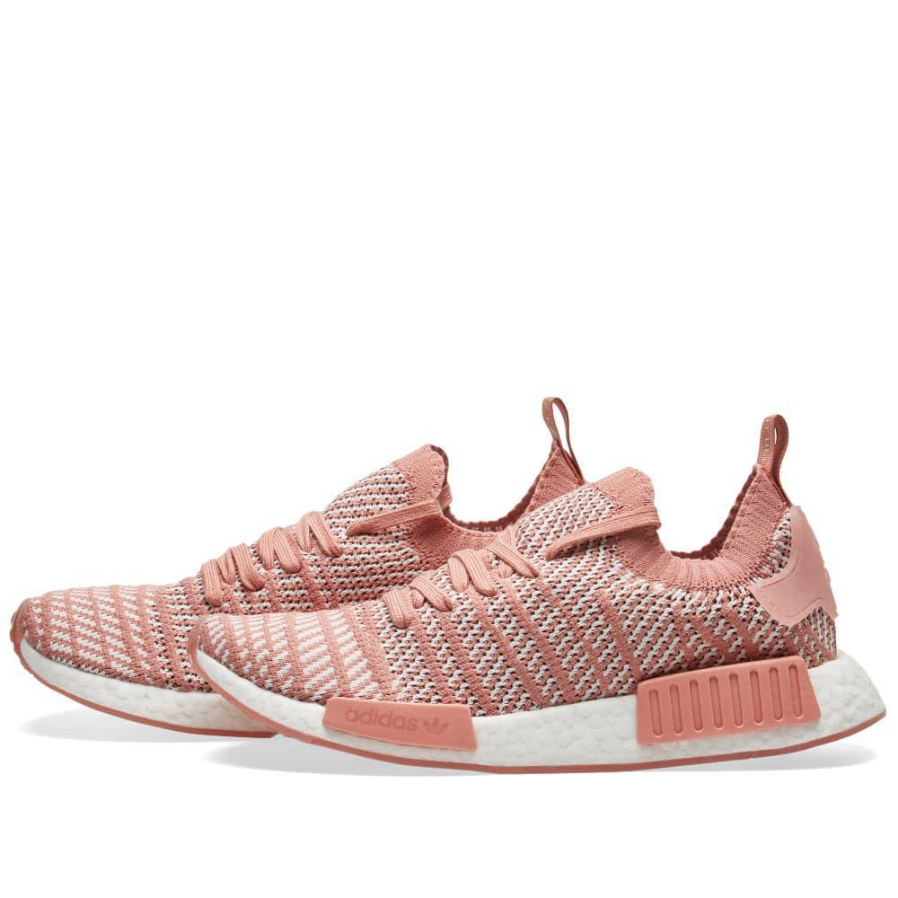 95c9b3965 adidas Nmd r1 Stlt Pk W in Pink - Save 71% - Lyst