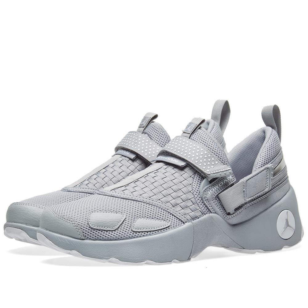 06ef809dd5f8 Lyst - Nike Nike Air Jordan Trunner Lx in Gray for Men