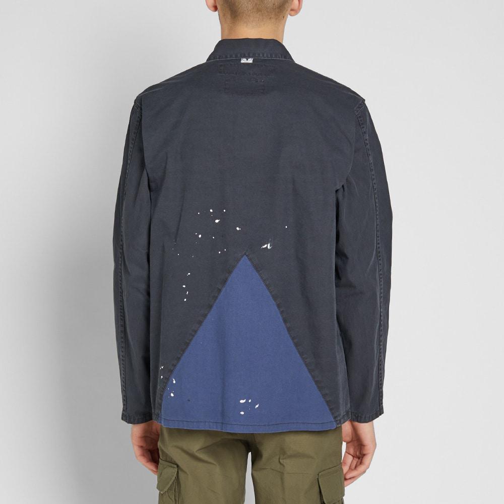Neighborhood Cotton Wl Jacket in Black for Men