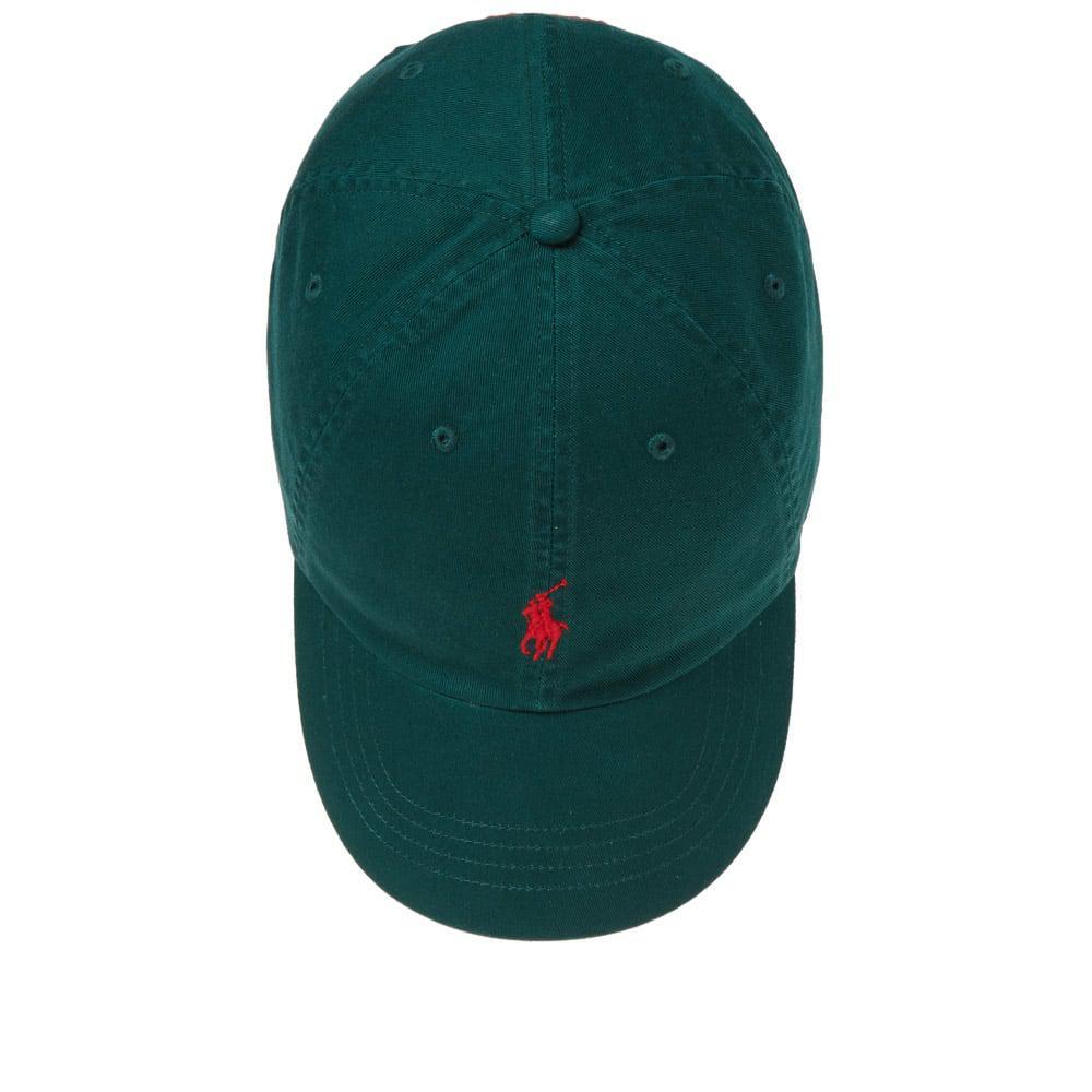 Polo Ralph Lauren - Green Classic Baseball Cap for Men - Lyst. View  fullscreen a19d32037779
