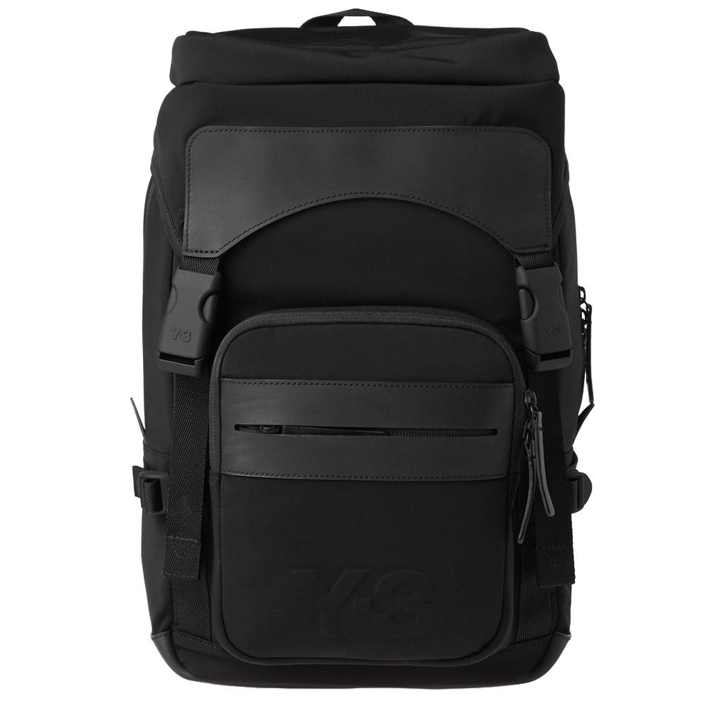 e1a64303f0c Lyst - Y-3 Ultratech Backpack in Black for Men - Save 37.42857142857143%