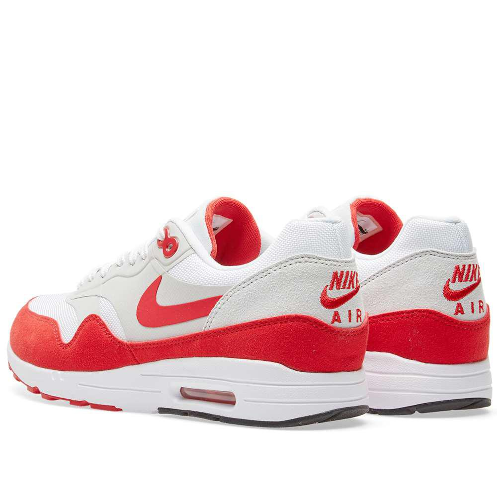 hot sale online 01758 07455 Nike Air Max 1 Og Trainers In White 908375-103 in White for Men - Lyst