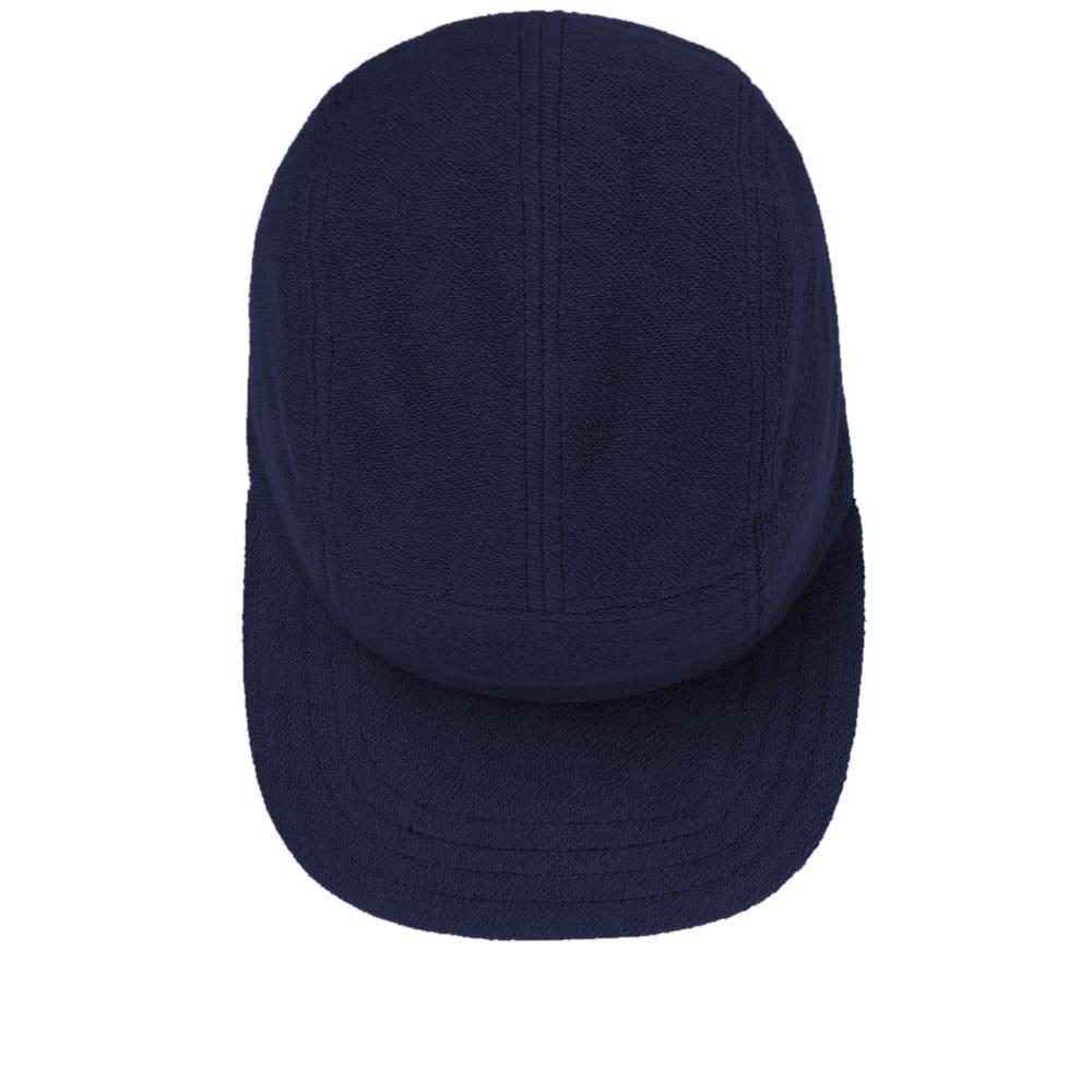 9f1318f1bff Les Basics - Blue Le Peak Cap for Men - Lyst. View fullscreen