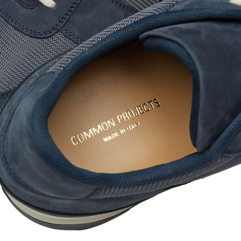 Common Projects Suede Track Vintage in Blue for Men
