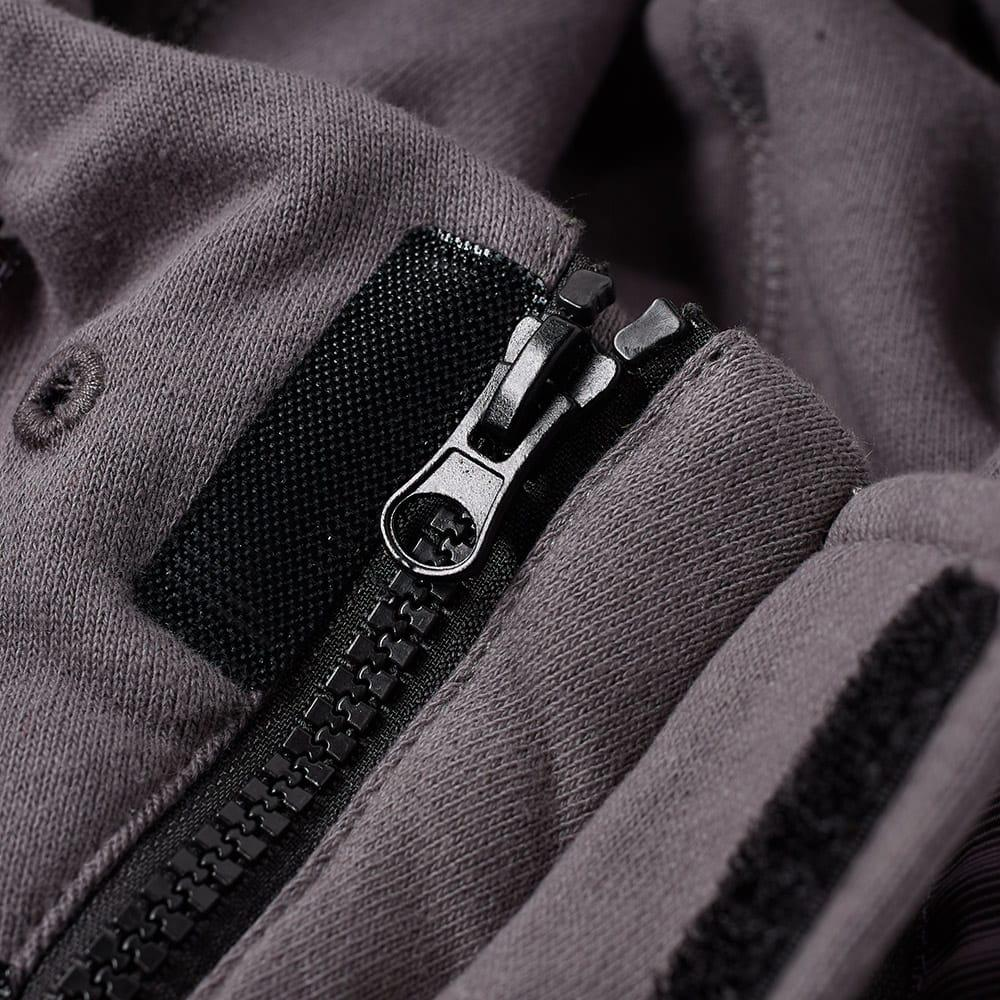 BBCICECREAM Cotton Military Popover Hoody in Black for Men