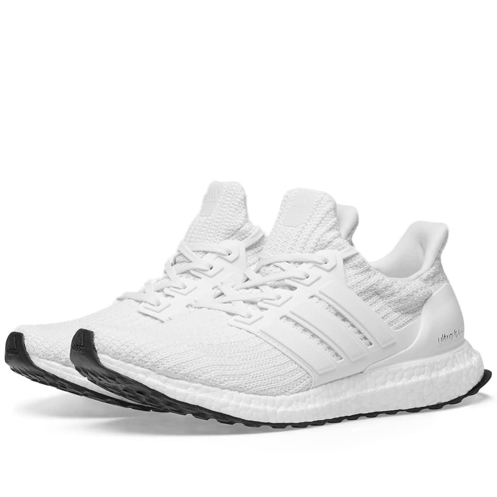 bf397f1d2 Adidas Ultra Boost in White for Men - Lyst