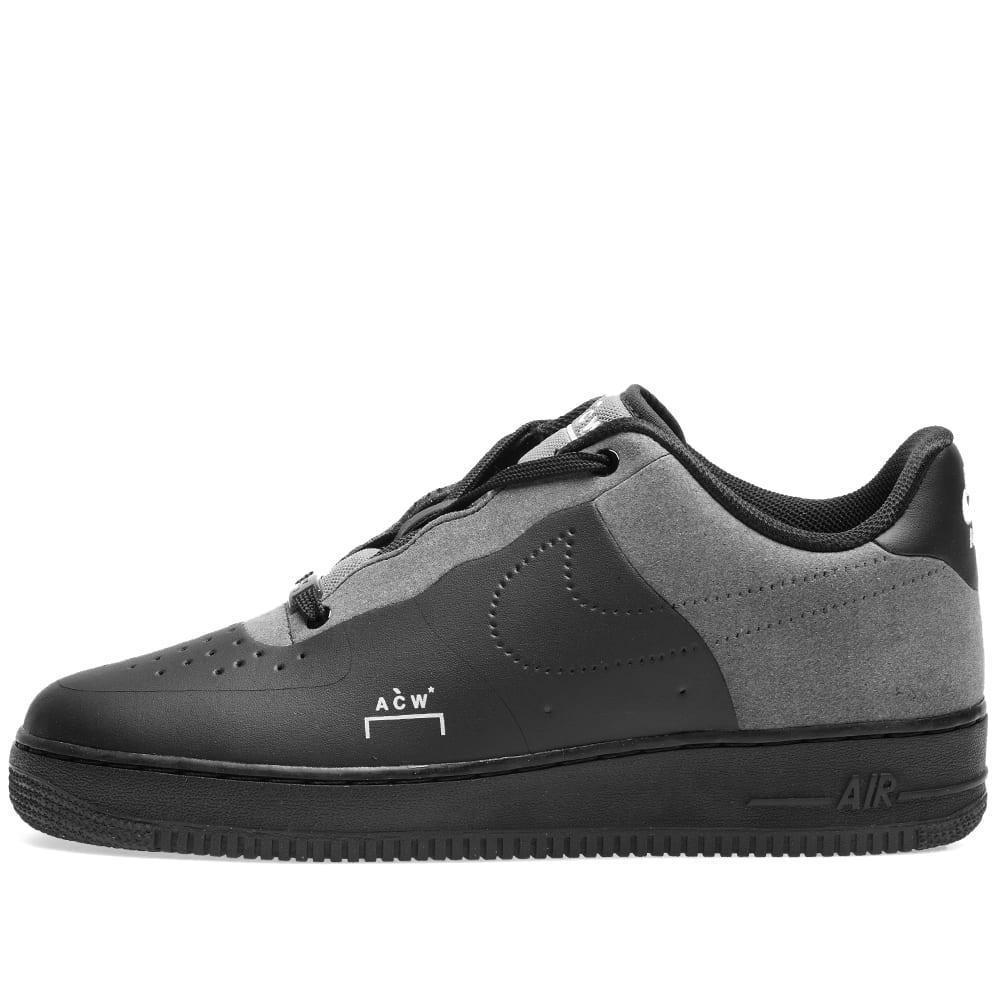 factory price aae8c 3f703 Nike Black X Acw Air Force 1 for men