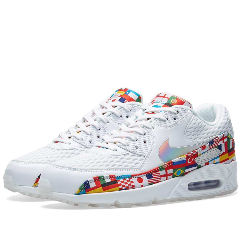 Lyst - Nike Air Max 90 Nic in White for Men 768711756