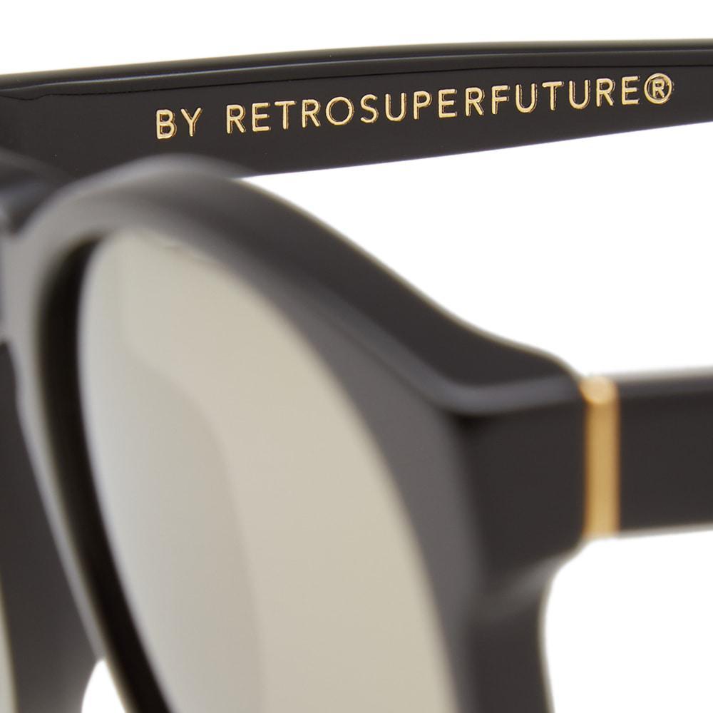 Retrosuperfuture By Retrofuture Paloma Sunglasses in Black for Men