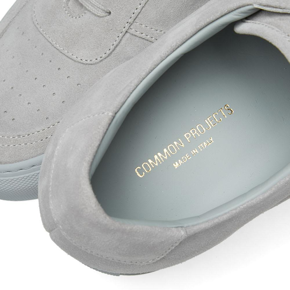 Common Projects B-ball Low Suede in Grey (Grey) for Men