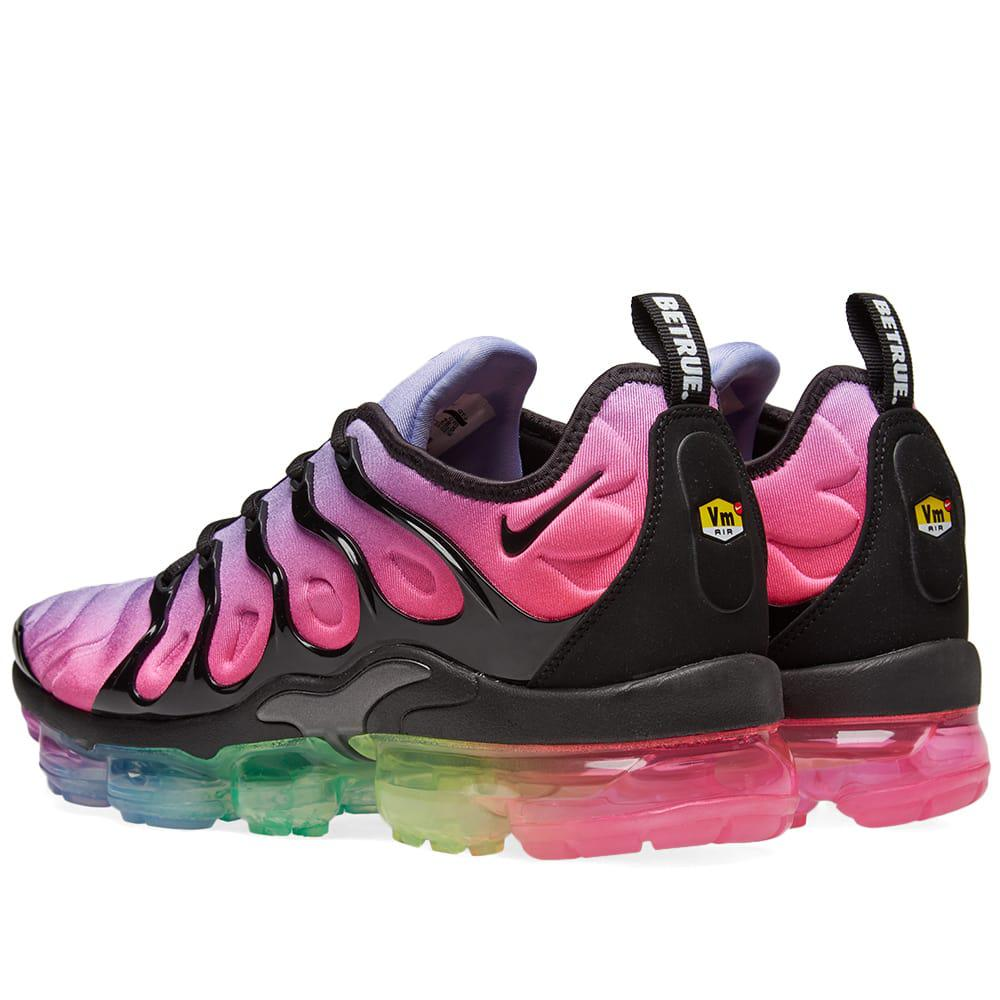 new product bc7ff 74dcd Nike Purple Air Vapormax Plus Be True for men