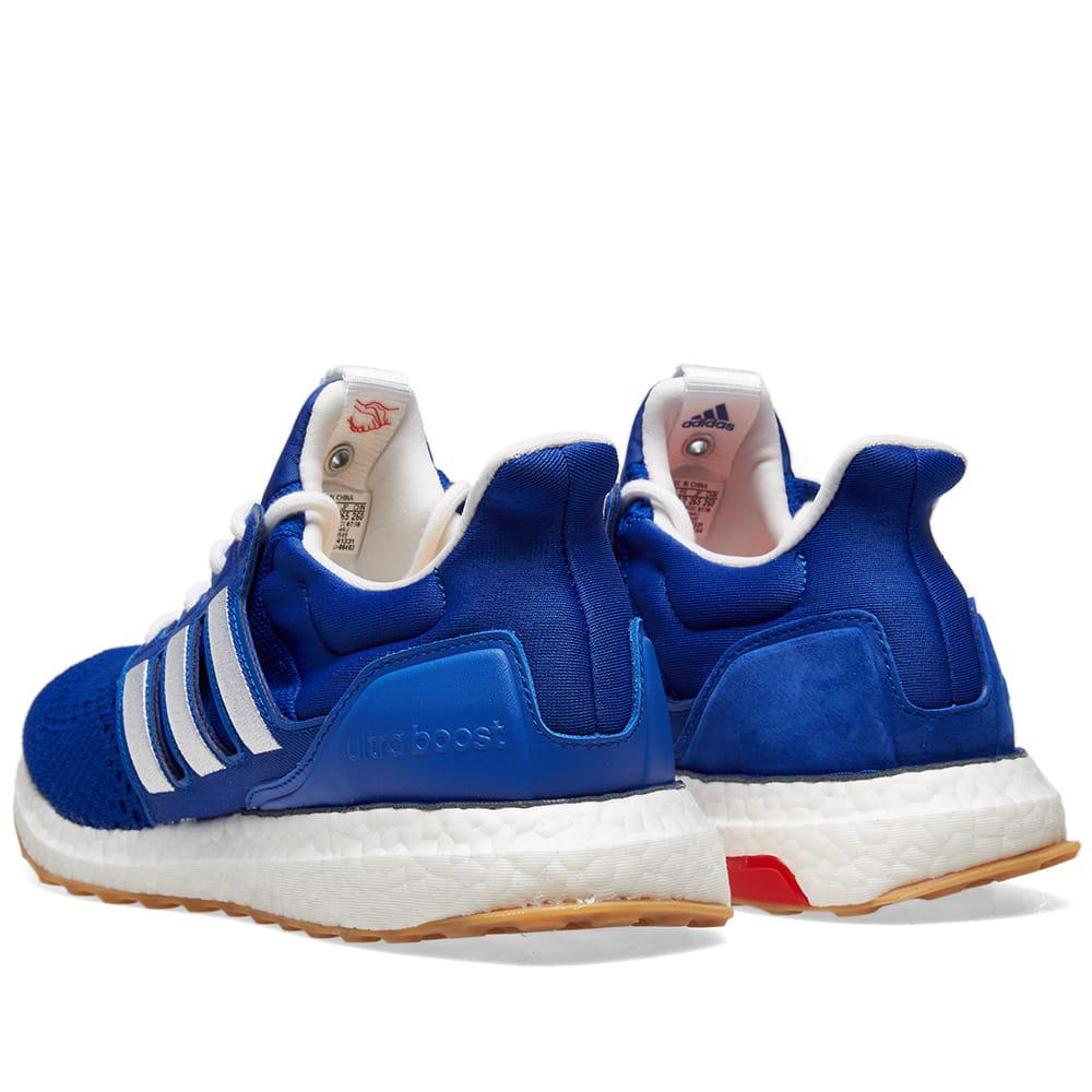 Adidas Originals Rubber X Engineered Garments Ultra Boost