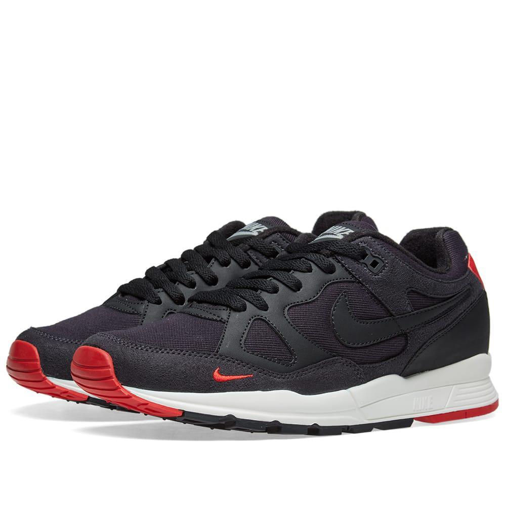 official photos f3a2d 0e54d Nike. Men s Black Air Span Ii Se