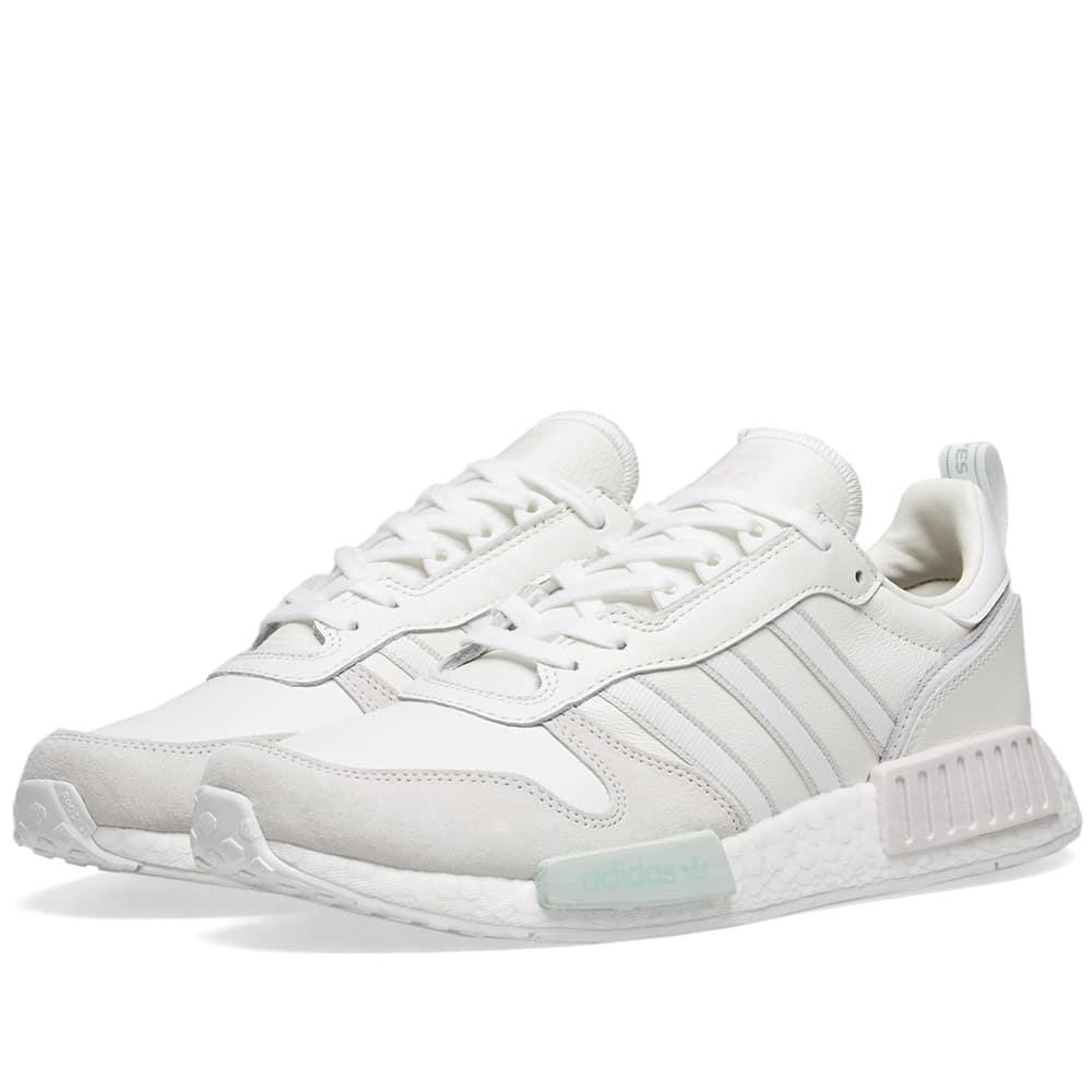 b14a81bed61a4 Adidas Rising Star X R1 in White for Men - Lyst