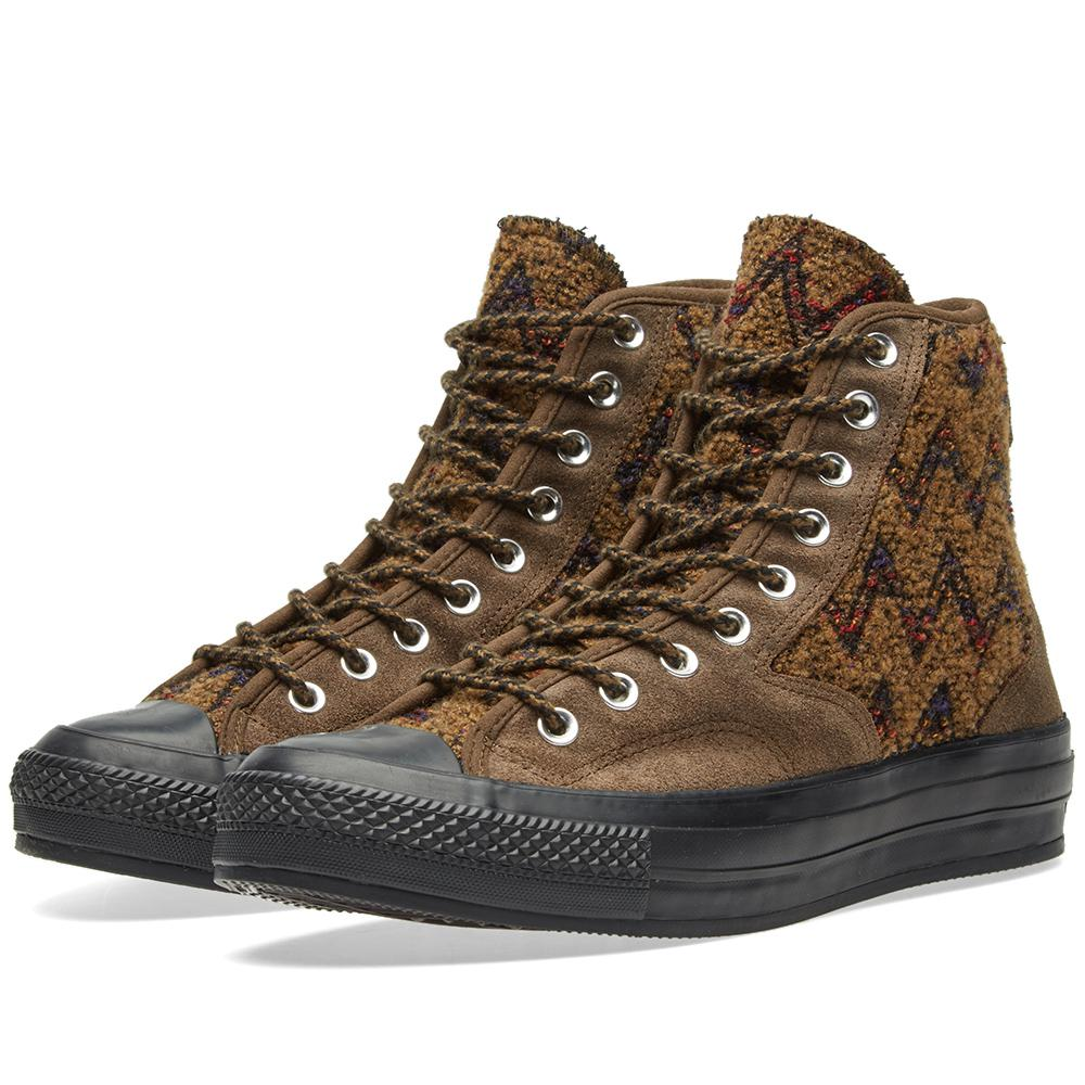 d26db76af16b27 Converse X Missoni Chuck Taylor 1970s  hiker  in Brown for Men - Lyst