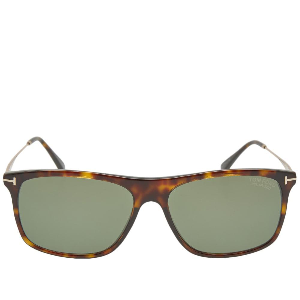 Tom Ford Tom Ford Ft0588 Max-02 Sunglasses in Green for Men
