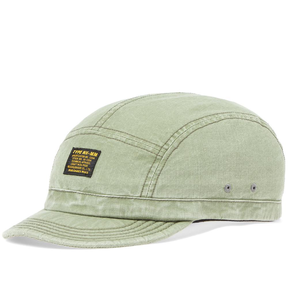 873761de8f9 Lyst - Neighborhood Jet Cap in Green for Men - Save 38%