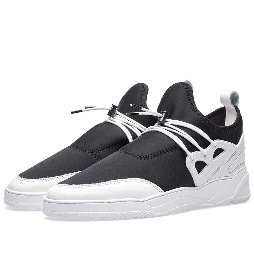 63f8d0c2b62639 Filling Pieces Astro Runner in Black for Men - Lyst