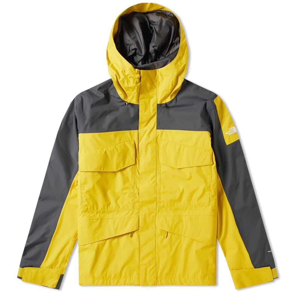 a466d9935 Men's Yellow Fantasy Ridge Jacket