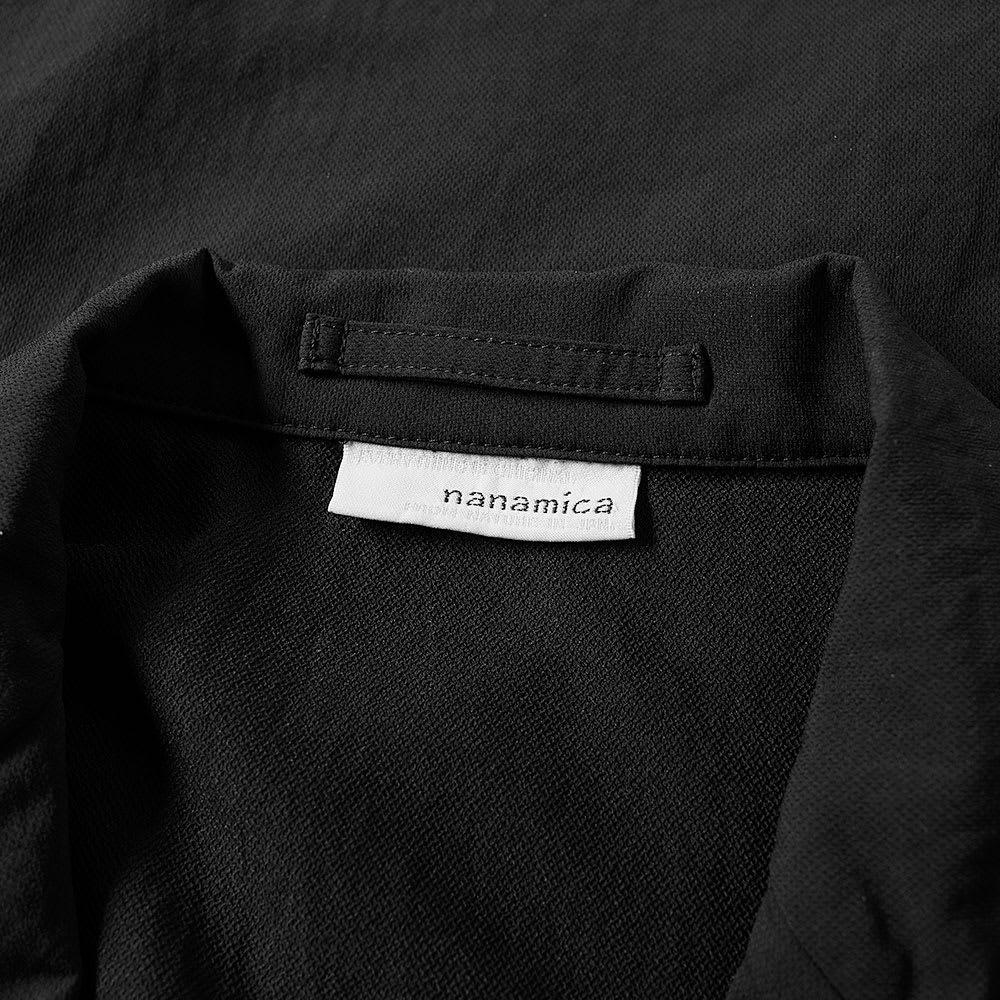 Nanamica Synthetic Alphadry Jacket in Black for Men