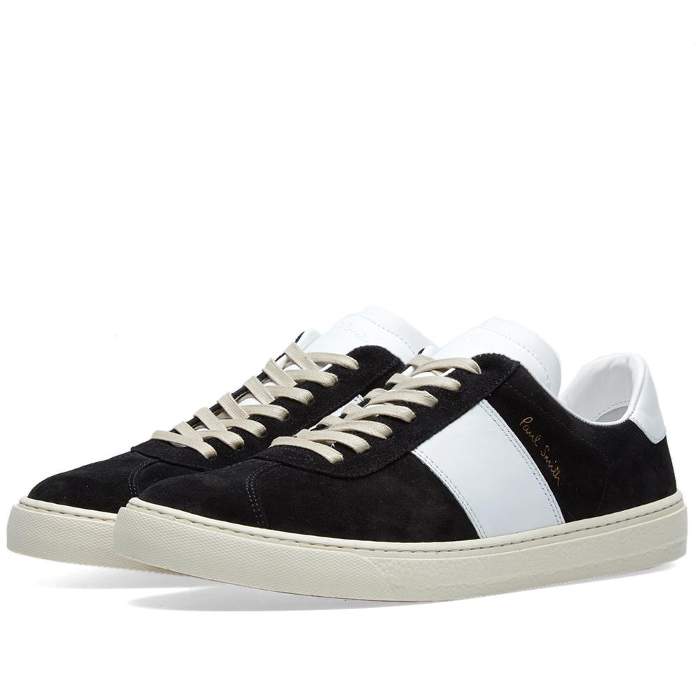 Levon Suede And Leather Sneakers Paul Smith ktsB9Gzq