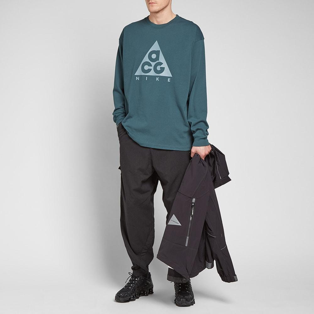 great deals where can i buy classic styles Acg Long Sleeve Logo Tee