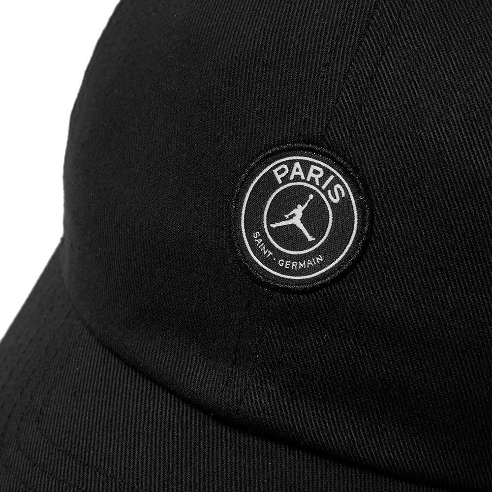 1b49c35ff Nike Cotton Jordan X Paris Saint-germain H86 Cap in Black for Men - Lyst