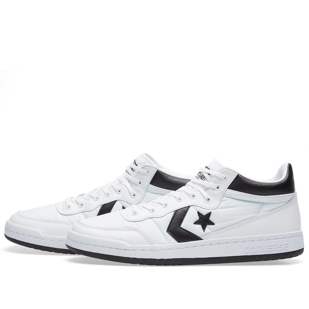 13f9a12f750 Lyst - Converse Fastbreak 83 Mid in White for Men