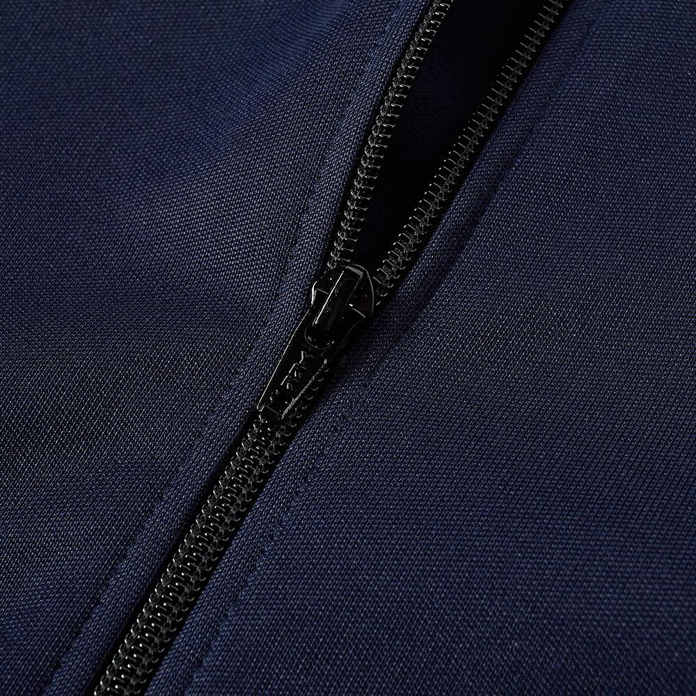 Fred Perry Synthetic Fred Perry Tipped Bomber Track Jacket in Blue for Men
