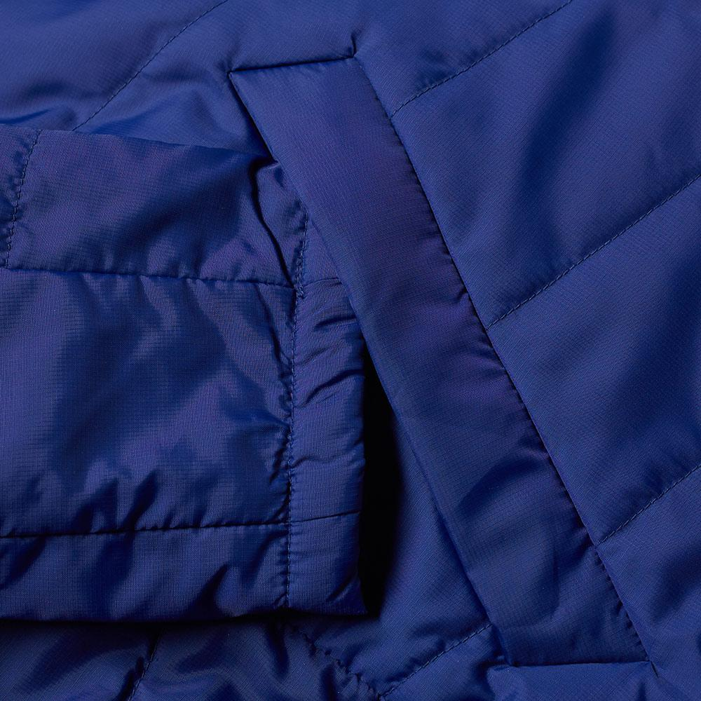 Paul Smith Synthetic Quilted Coach Jacket in Blue for Men