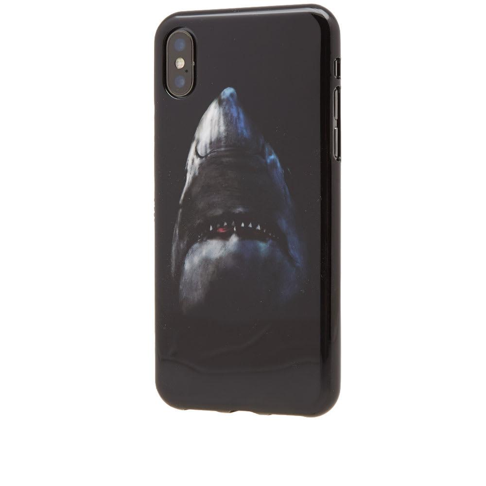 competitive price 11ffa 605a4 Givenchy Black Shark Print Iphone X Case