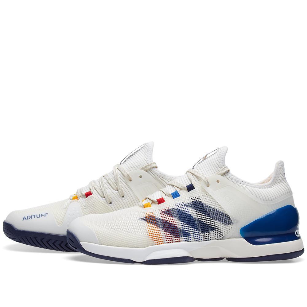 6fa8165ce9119 Lyst - adidas Originals Adidas X Pharrell Williams Us Open Adizero ...