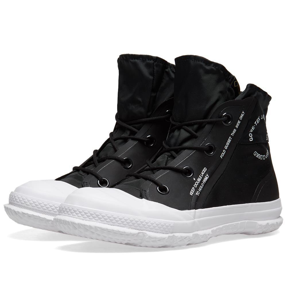 198ebc25cfb5 Lyst - Converse Chuck Taylor Mc18 Hi Utility Hybrid in Black for Men