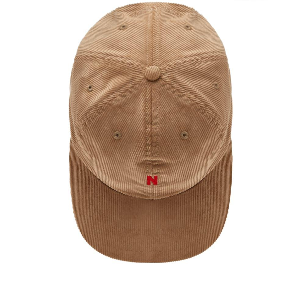 a071d835927 Norse Projects - Brown Thin Cord Sports Cap - Camel for Men - Lyst. View  fullscreen
