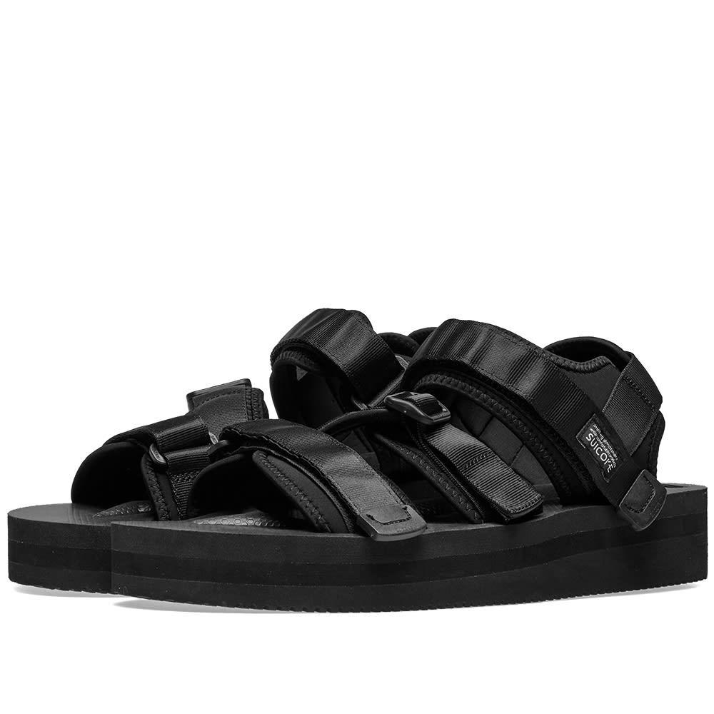 7153db4122b Suicoke Kisee-vpo in Black for Men - Save 2% - Lyst