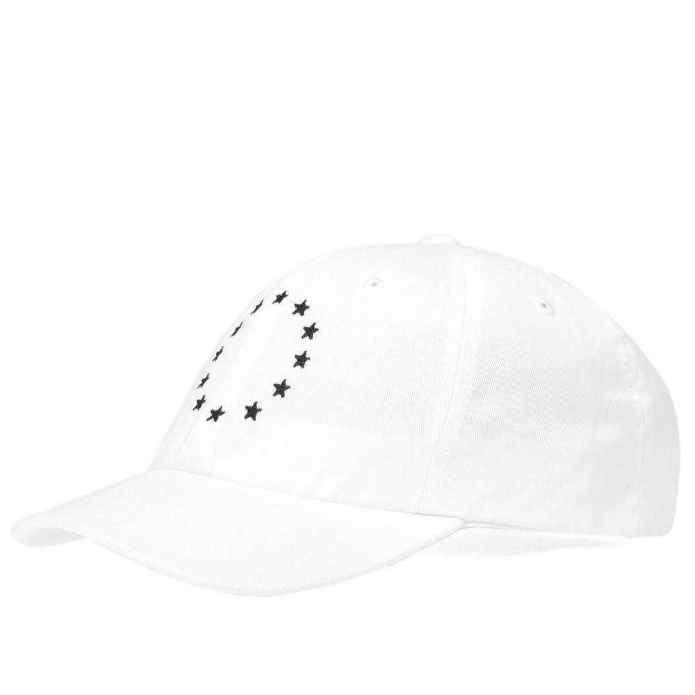 Lyst - Etudes Studio Tuff Europa Embroidered Cap in White for Men ... d190de68e41a
