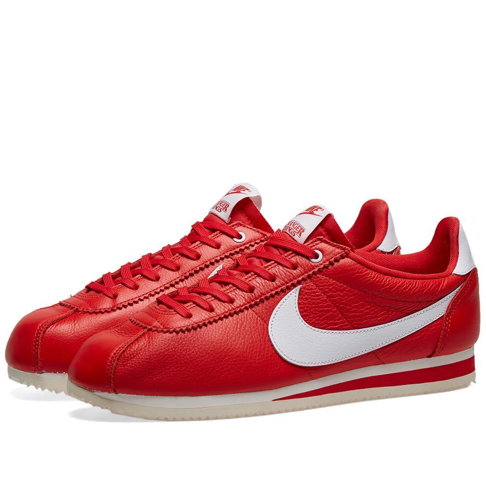Nike Leather X Stranger Things Cortez