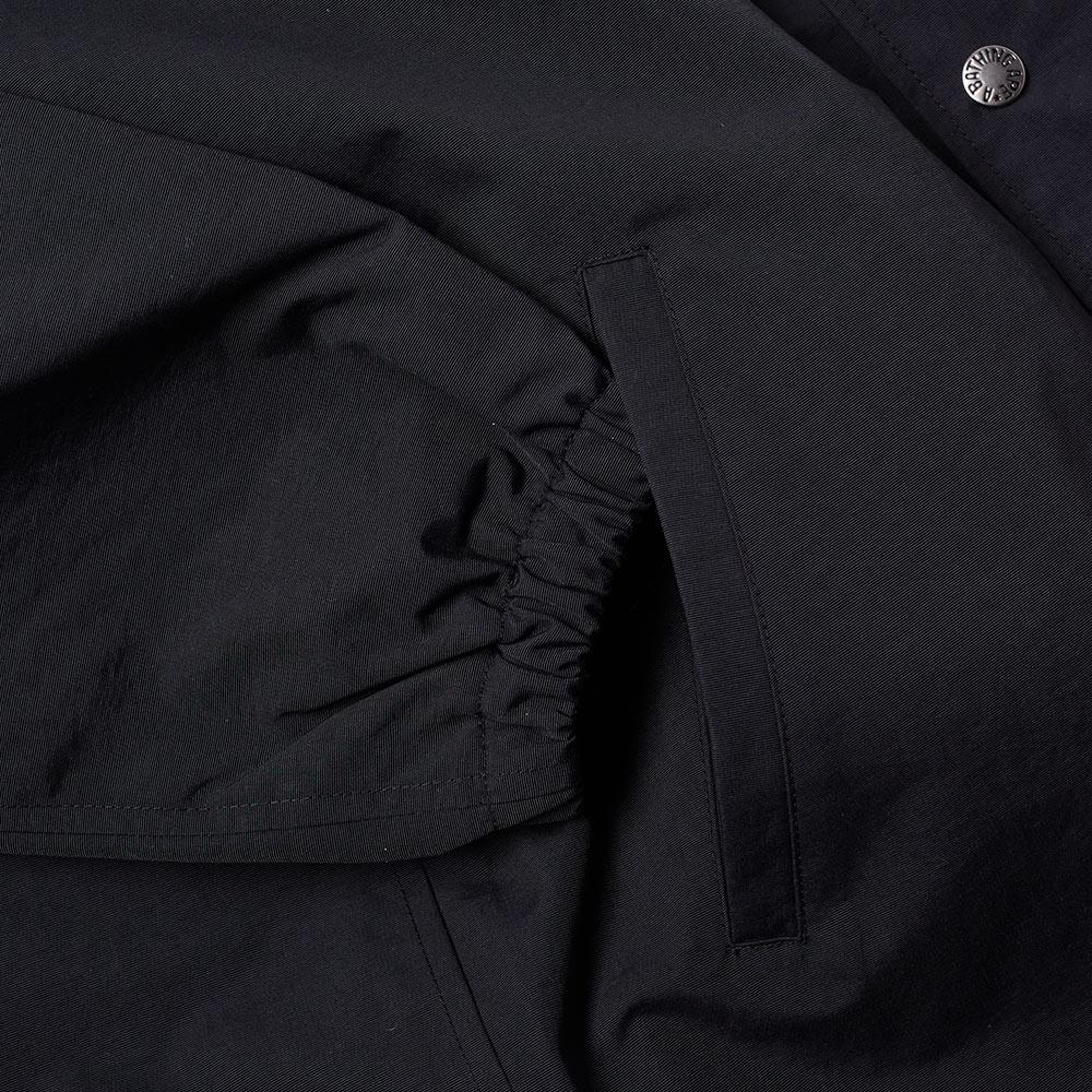 A Bathing Ape Synthetic Bape Coach Jacket in Black for Men