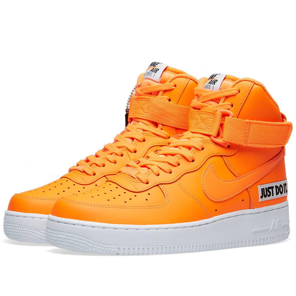 quality limited guantity premium selection Air Force 1 High Lx W