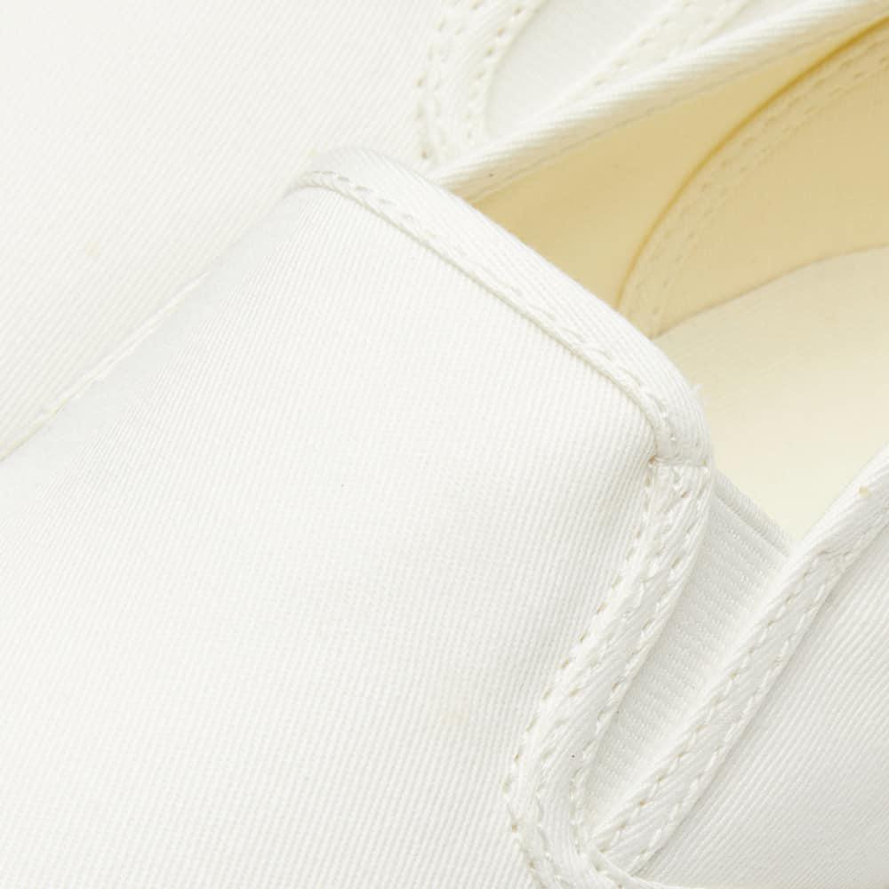 Junya Watanabe Cotton Twill Slip On in White for Men