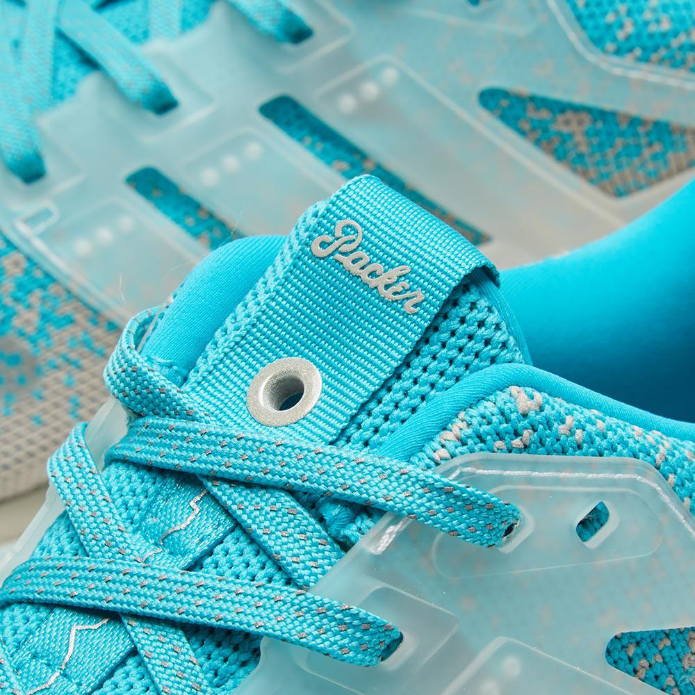 adidas Originals Rubber X Packer X Solebox Energy Boost in Blue for Men