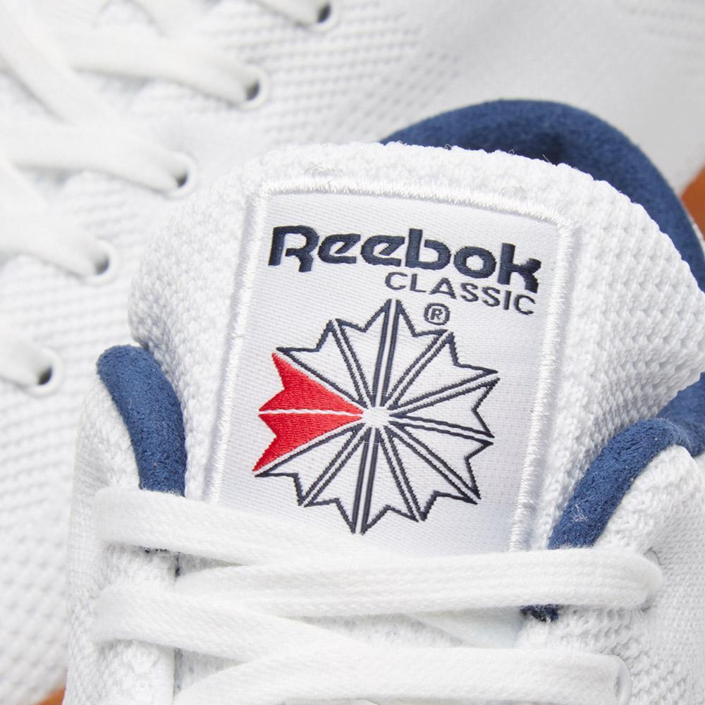 Reebok Canvas Workout Clean Og in White for Men