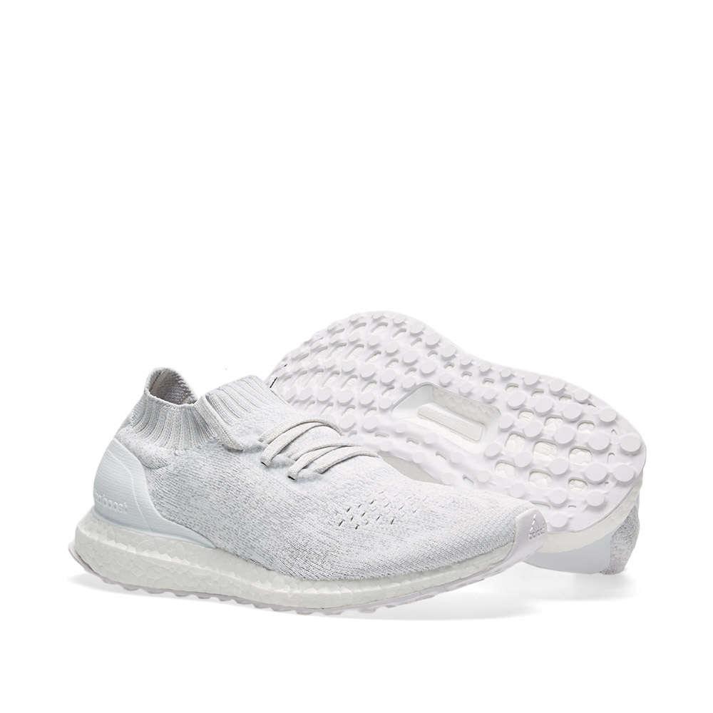 big sale b5dfd 4b0f9 adidas Originals Kids Ultraboost Uncaged in White for Men - Lyst