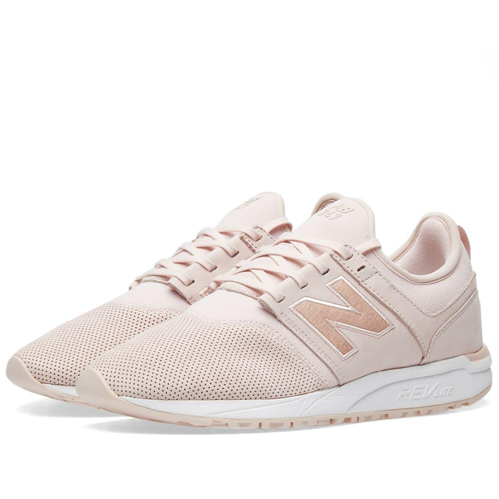 New Balance. Women\u0027s Pink Wrl247ps