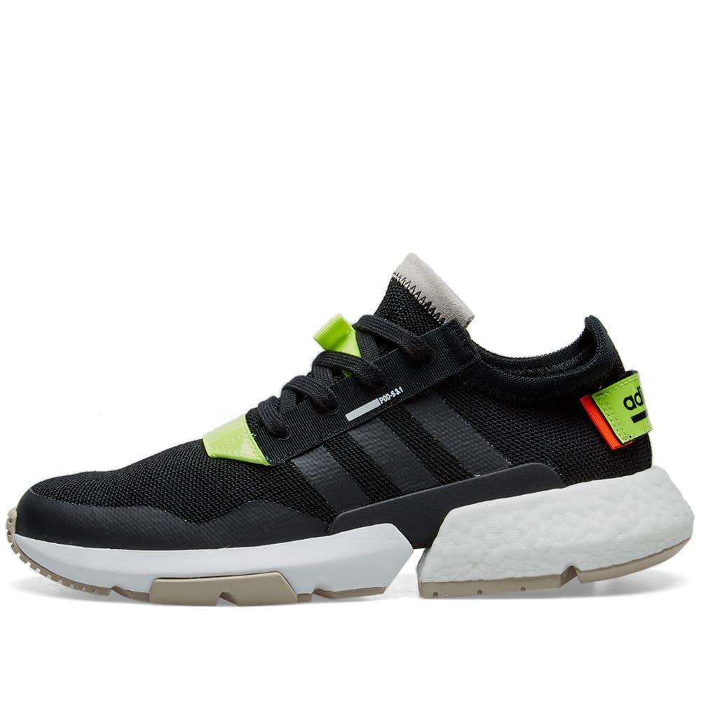389a3aa5d62 Lyst - adidas Energy Pod-s3.1 in Black for Men